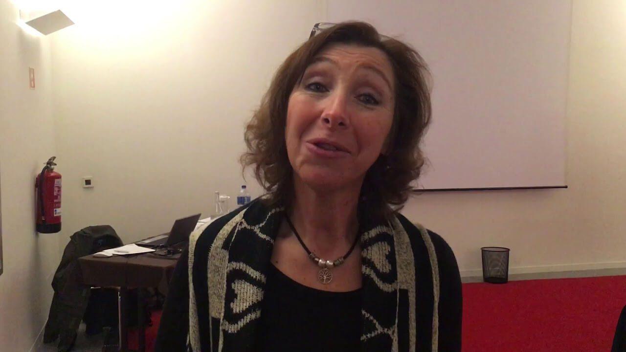 Após um evento a Cristina deixa a sua opinião sobre o trabalho motivador do Ricardo Mendoza